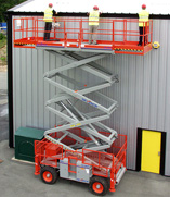 Scissor Lifts Hire
