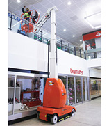 Specialist Lifts Hire