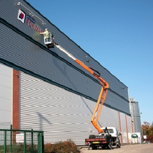 16m Truck Mounted Cherry Picker