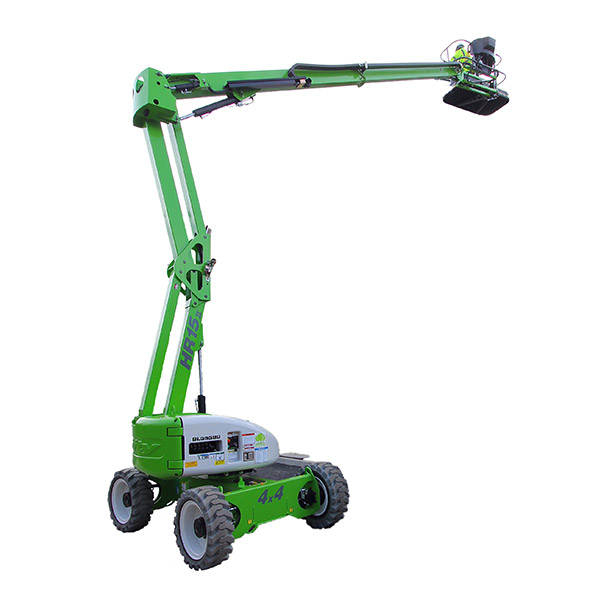 Boom lift cherry picker hire
