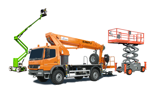 Cherry picker hire from Clements