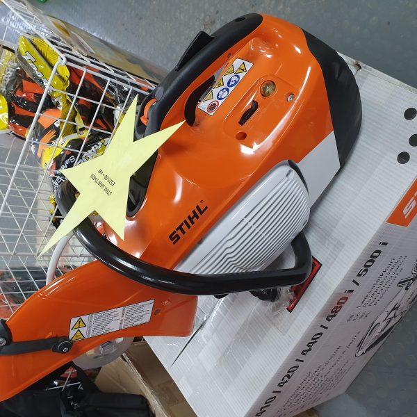 STIHL - Petrol Cutter TS410 (ref. stk1)