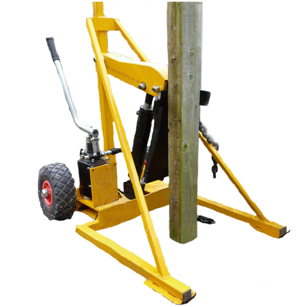 Fence Master Post Remover